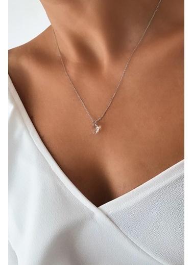 Toms Jewelry Kolye Gümüş